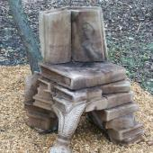 Gorsey Bank School Story Chair